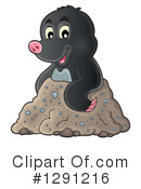 Mole Clipart #1291216 by visekart