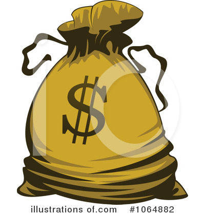 Money Clipart #1064882 by Vector Tradition SM
