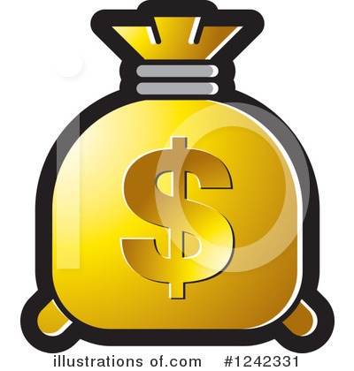 Finance Clipart #1242331 by Lal Perera
