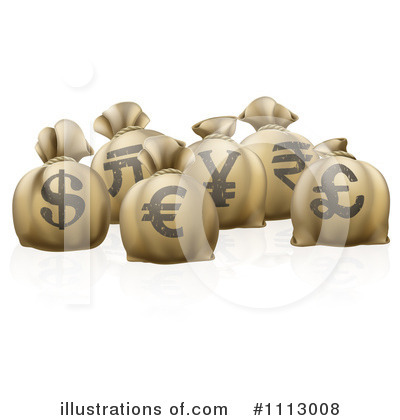 Yuan Clipart #1113008 by AtStockIllustration