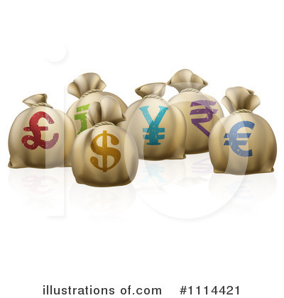 Yuan Clipart #1114421 by AtStockIllustration