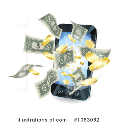 Cash Clipart #1083082 by AtStockIllustration