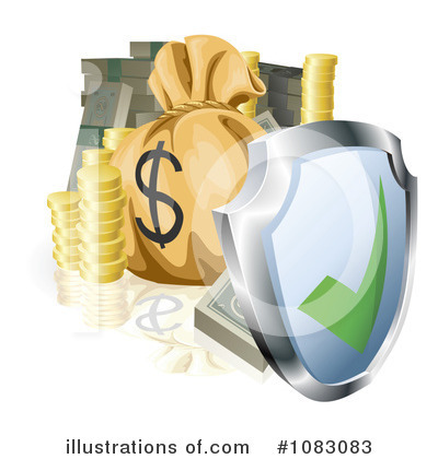 Cash Clipart #1083083 by AtStockIllustration