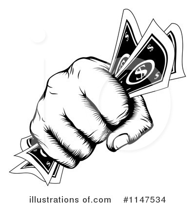 Cash Clipart #1147534 by AtStockIllustration