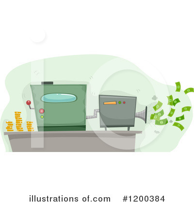 Money Clipart #1200384 by BNP Design Studio