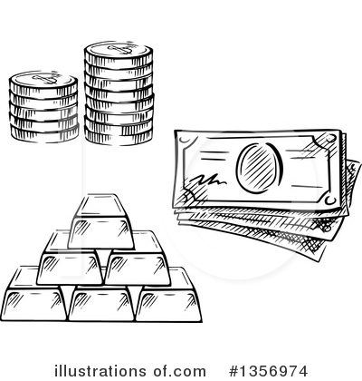 Wealthy Clipart #1356974 by Vector Tradition SM
