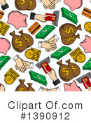 Money Clipart #1390912