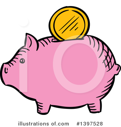 Money Clipart #1397528 by Vector Tradition SM