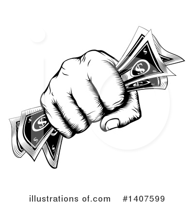 Finance Clipart #1407599 by AtStockIllustration