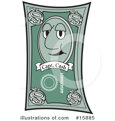 Finance Clipart #15885 by Andy Nortnik