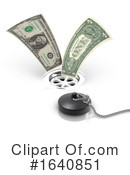 Money Clipart #1640851 by Steve Young