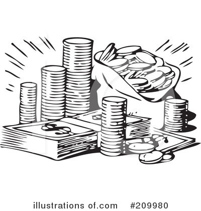 Finance Clipart #209980 by BestVector
