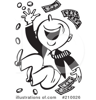 Finance Clipart #210026 by BestVector