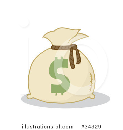 Finance Clipart #34329 by Hit Toon