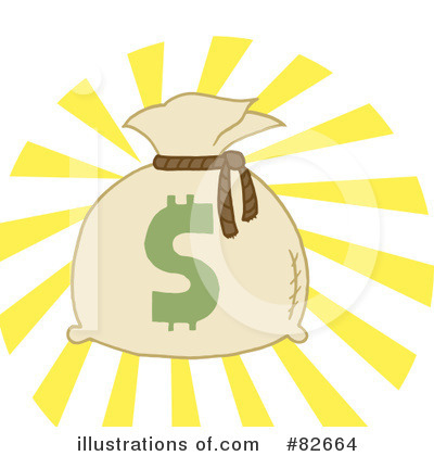 Finance Clipart #82664 by Hit Toon