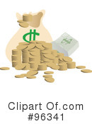 Money Clipart #96341