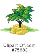 Money Tree Clipart #75683