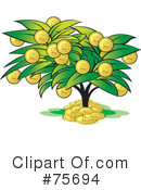 Money Tree Clipart #75694