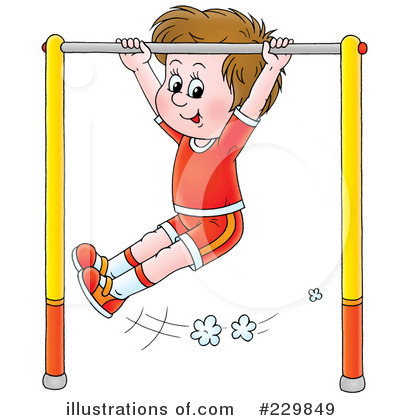 Playground Clipart #229849 by Alex Bannykh