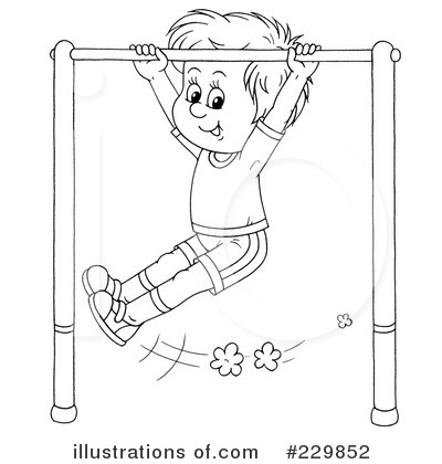 Playground Clipart #229852 by Alex Bannykh