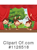 Monkey Clipart #1126518 by Graphics RF