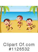 Monkey Clipart #1126532 by Graphics RF