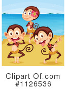 Monkey Clipart #1126536 by Graphics RF