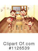 Monkey Clipart #1126539 by Graphics RF