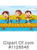 Monkey Clipart #1126546 by Graphics RF