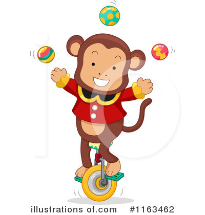 Circus Clipart #1163462 by BNP Design Studio