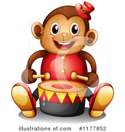 Toys Clipart #1177852 by Graphics RF