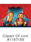 Monkey Clipart #1187156 by Graphics RF