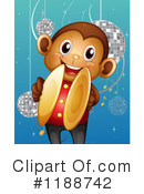 Monkey Clipart #1188742 by Graphics RF