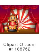 Monkey Clipart #1188762 by Graphics RF
