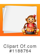 Monkey Clipart #1188764 by Graphics RF
