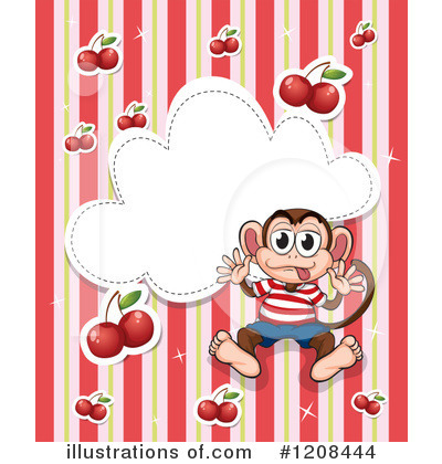 Cherry Clipart #1208444 by Graphics RF