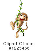 Monkey Clipart #1225466 by Graphics RF