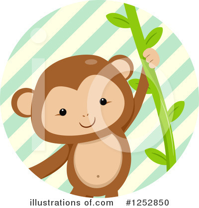 Zoo Animals Clipart #1252850 by BNP Design Studio