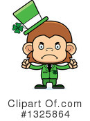 Monkey Clipart #1325864 by Cory Thoman