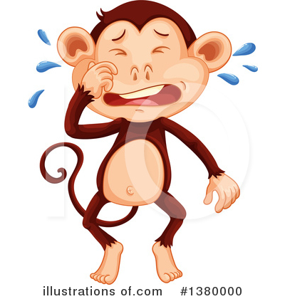 Crying Clipart #1380000 by Graphics RF