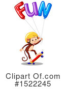 Monkey Clipart #1522245 by Graphics RF
