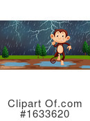 Monkey Clipart #1633620 by Graphics RF