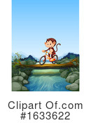 Monkey Clipart #1633622 by Graphics RF