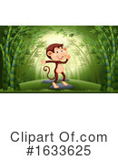 Monkey Clipart #1633625 by Graphics RF