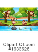 Monkey Clipart #1633626 by Graphics RF