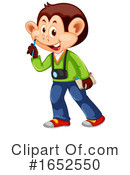 Monkey Clipart #1652550 by Graphics RF