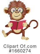 Monkey Clipart #1660274 by Morphart Creations