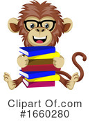 Monkey Clipart #1660280 by Morphart Creations