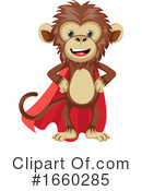 Monkey Clipart #1660285 by Morphart Creations