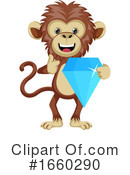 Monkey Clipart #1660290 by Morphart Creations